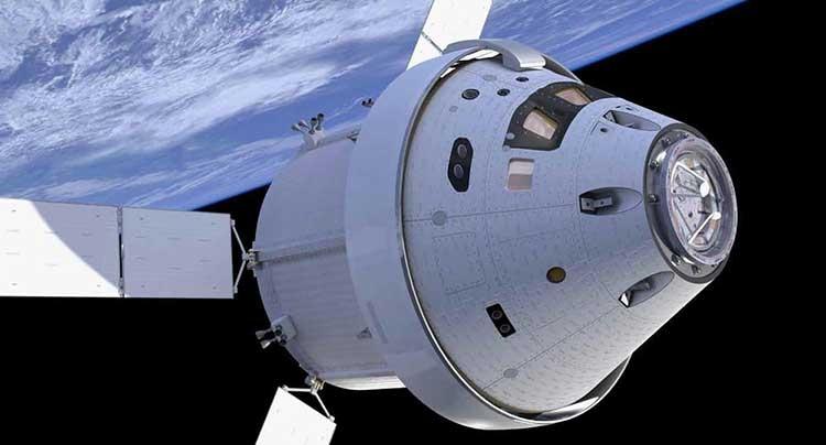 Фото - У космического корабля NASA Orion более 100 деталей напечатаны на 3D-принтере»