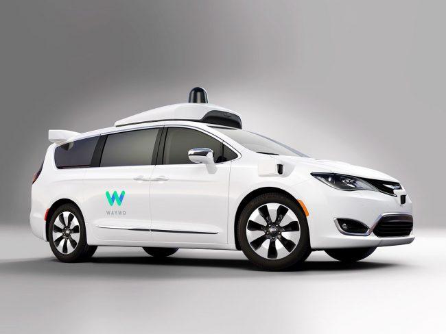 Фото - Автономные автомобили прокатят первых пассажиров в Калифорнии
