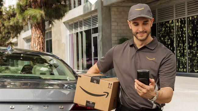 Фото - Amazon будет доставлять покупки прямо в багажник вашего автомобиля