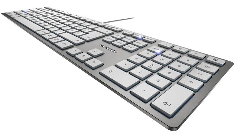 Фото - Высота клавиатуры Cherry KC 6000 Slim не превышает 15 мм»