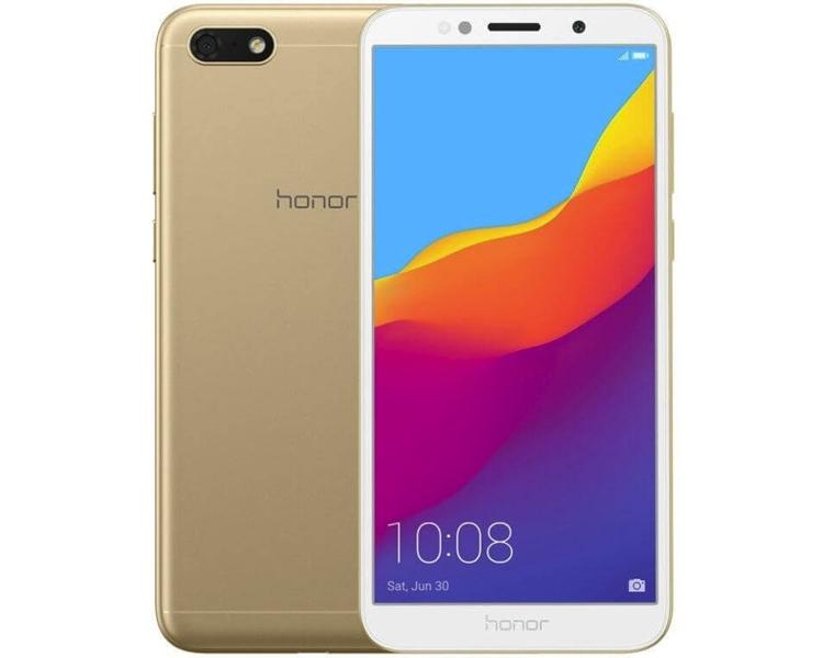 Фото - Huawei Honor 7S: недорогой смартфон с экраном HD+»