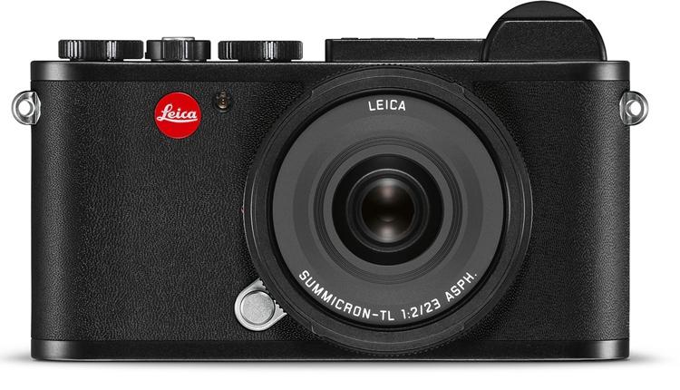 Фото - Фотокамера Leica CL оснащена видоискателем и сенсорным дисплеем»