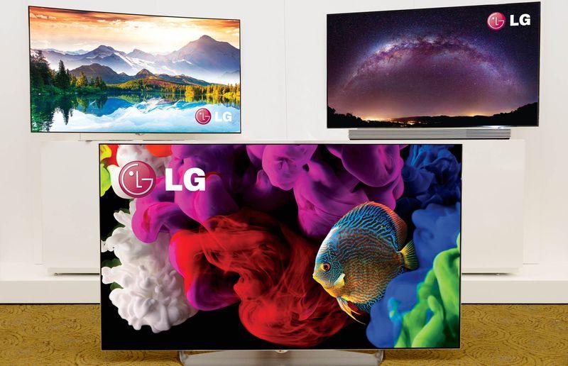 Фото - #CES | LG привезла на выставку целый набор OLED-4K-телевизоров