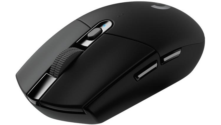 Фото - Logitech G305: беспроводная мышь с шестью программируемыми кнопками»