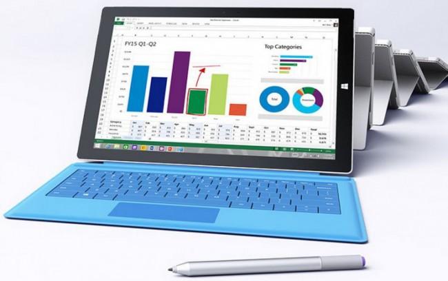Фото - Релиз Microsoft Surface Pro 4 ожидается в середине мая