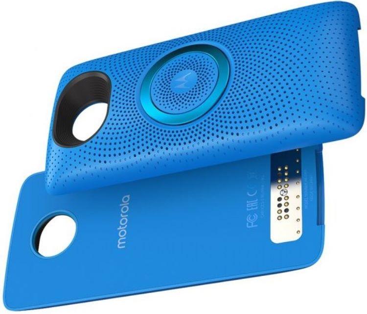 Фото - Модульный динамикMoto Stereo Speaker для смартфонов Moto Z поступил в продажу»