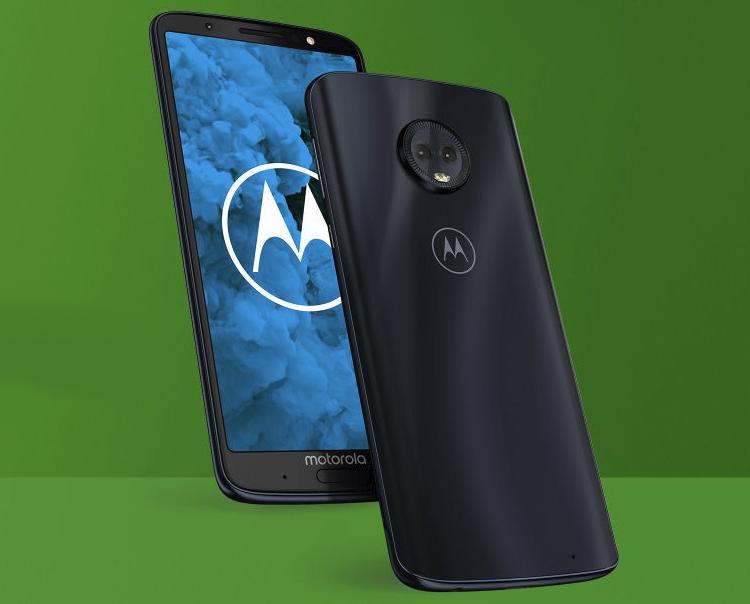 Фото - У смартфона Moto G6 Plus может появиться более производительная версия»