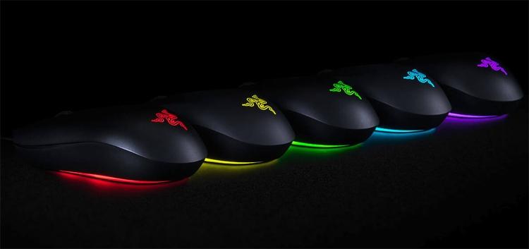 Фото - Razer Abyssus Essential: игровая мышь начального уровня с поддержкой Chroma»