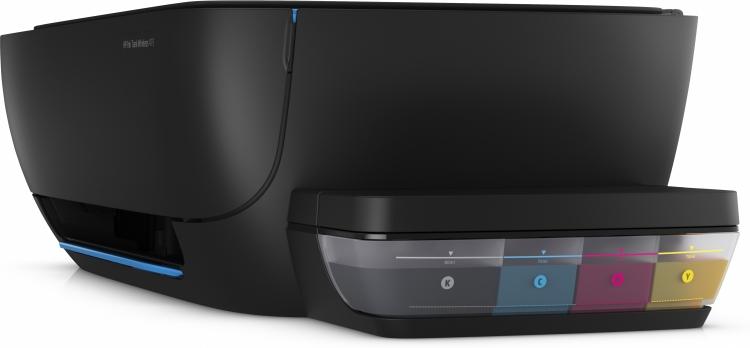 Фото - Анонсировано новое семейство МФУ HP Ink Tank»