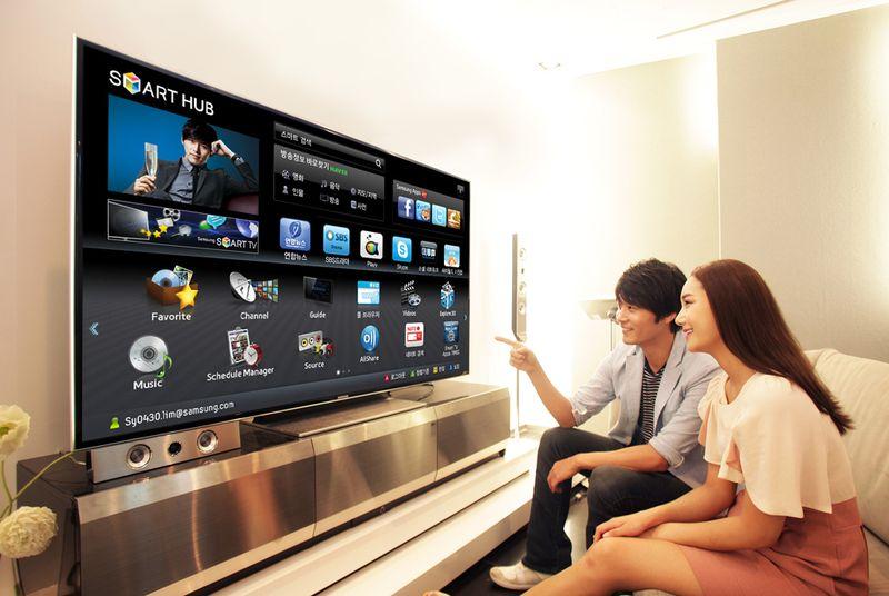 Фото - Телевизоры Samsung начали встраивать рекламу в пользовательский контент
