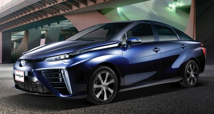 Фото - Toyota пророчит десятикратный рост спроса на водородные автомобили после 2020 года»