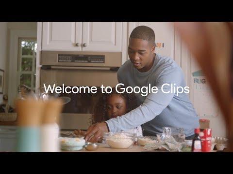 Фото - Google наконец начала продавать камеру Clips»