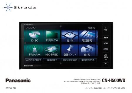 Фото - Panasonic представил навигаторы Strada с управлением жестами