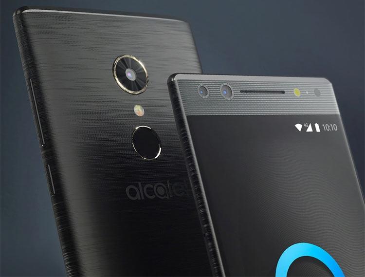 Фото - MWC 2018: Alcatel представила недорогие смартфоны 5, 3, 3X и 3V»