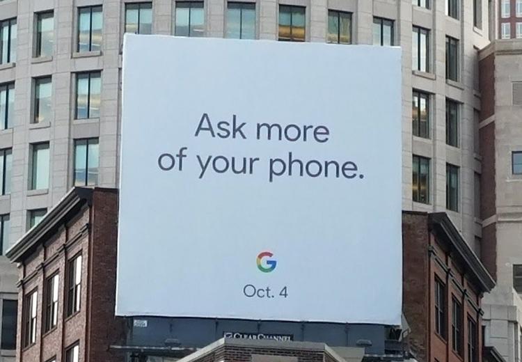 Фото - Google объявила дату анонса смартфонов Pixel 2″