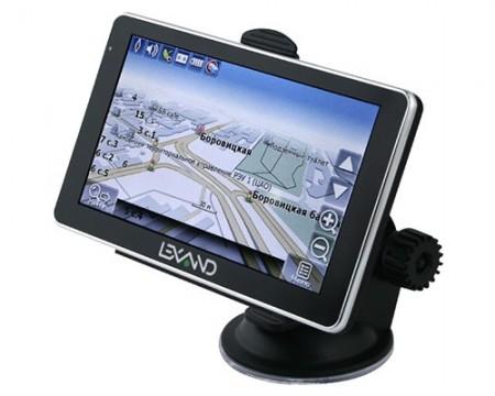 Фото - Lexand ST-5300: компактный бюджетный GPS-навигатор с мощным железом