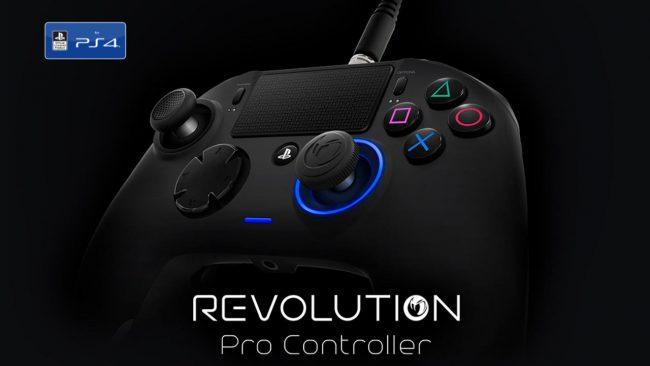 Фото - Обзор профессионального игрового контроллера Nacon Revolution Pro Controller