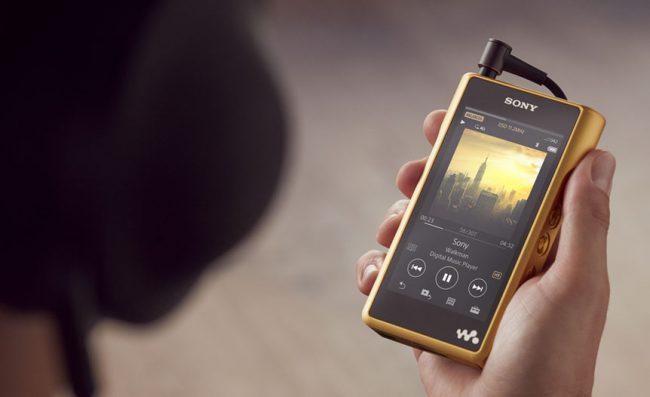 Фото - Sony представила плеер Walkman Signature стоимостью 3200 долларов
