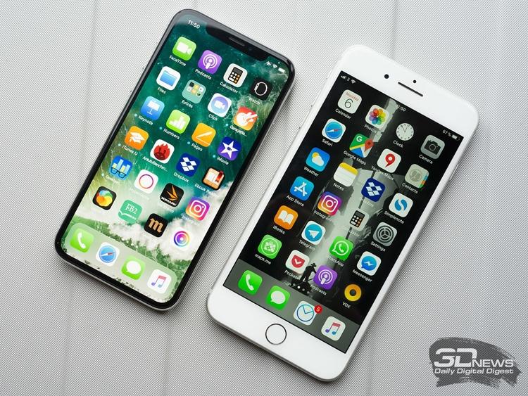 Фото - iPhone X не смог стать лучшим камерофоном в рейтинге DxOMark»