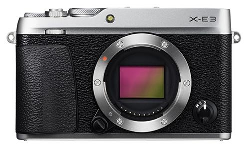 Фото - «Беззеркалка» Fujifilm X-E3 первой в серии получила сенсорный дисплей и модуль Bluetooth»