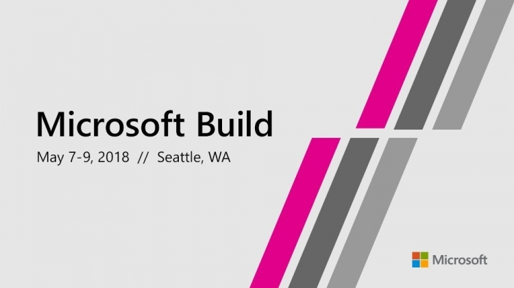 Фото - Трансляция конференции Microsoft Build 2018″
