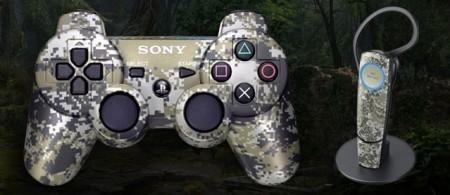 Фото - Аксессуары Sony PlayStation 3 Urban Camouflage поступили в продажу