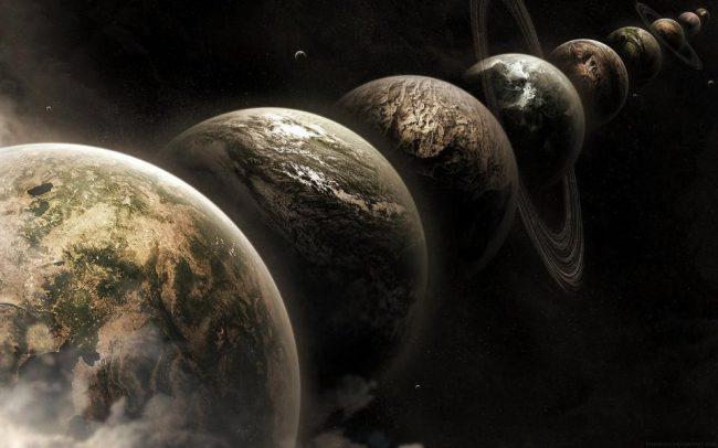 Фото - Почему мы до сих пор не врезались в другую вселенную?