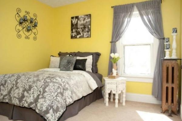 Фото - 7 советов по использованию желтого цвета в интерьере + фото