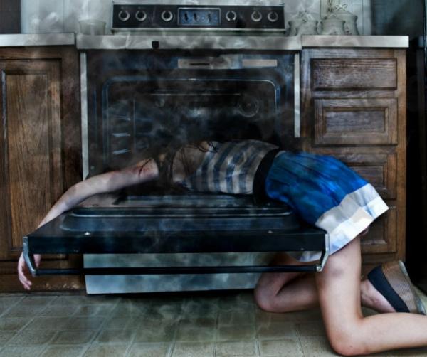 Фото - 20 способов, как почистить духовку от жира и нагара в домашних условиях