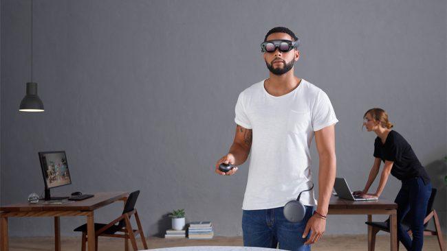 Фото - Magic Leap впервые показала свои очки дополненной реальности