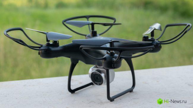 Фото - Обзор квадрокоптера Utoghter 69601 — недорогой вариант для новичков