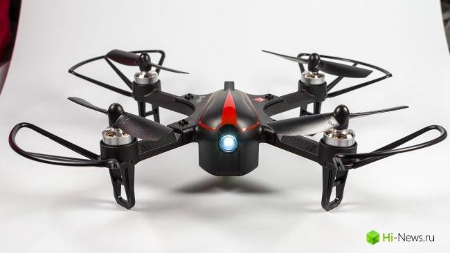 Фото - Обзор квадрокоптера MJX Bugs 3 Mini — бесколлекторные моторы и скорость