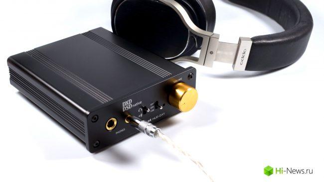 Фото - Обзор ЦАП и усилителя для наушников Audinst HUD-DX1 второй версии