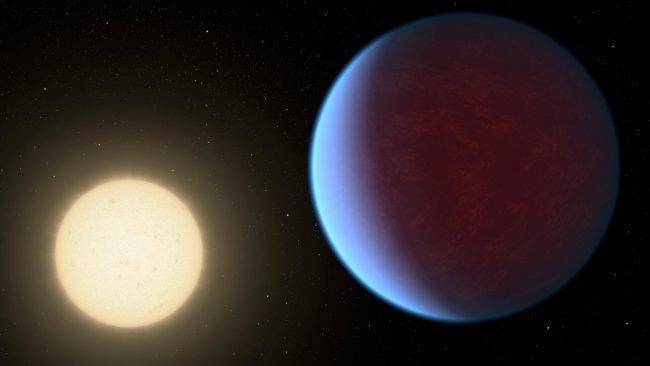 Фото - На уникальной экзопланете обнаружено изобилие металлов