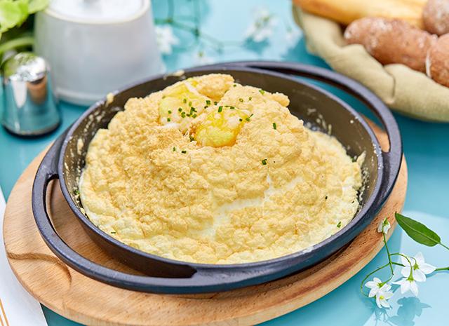 Фото - Рецепт для воскресного завтрака: яйца Орсини — любимое блюдо Клода Моне