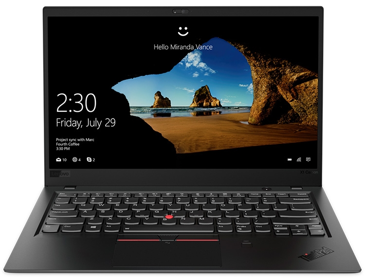 Фото - CES 2018: новые Lenovo ThinkPad X1 Carbon, Yoga и Tablet»