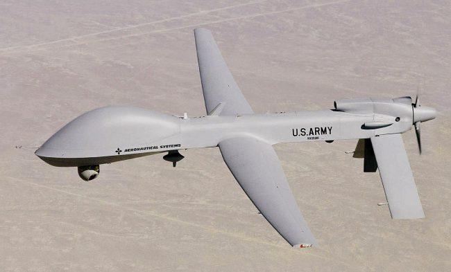 Фото - Google помогает Пентагону в создании ИИ для военных дронов