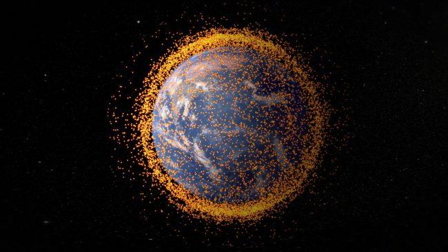 Фото - Космический мусор сможет выдать наших «братьев по разуму»