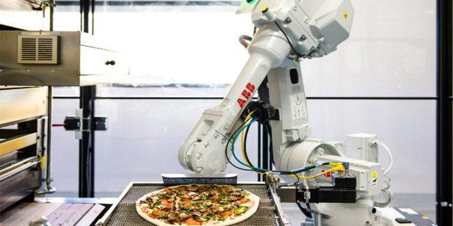 Фото - В Кремниевой долине роботы делают свежайшую выпечку