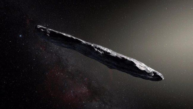 Фото - Ученые объяснили странную форму «инопланетного» астероида Умуамуа