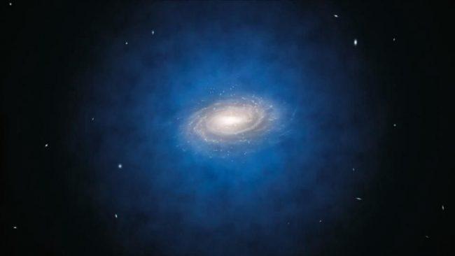 Фото - А что, если темная материя – это не частицы?