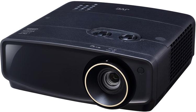 Фото - JVC представила свой самый доступный DLP-проектор с 4K и HDR»