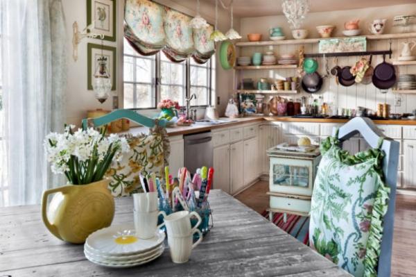 Фото - Стиль кантри в интерьере квартиры и загородного дома: 6 особенностей + фото