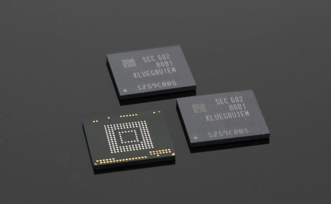 Фото - Samsung вкладывает миллиарды в наращивание производства чипов памяти