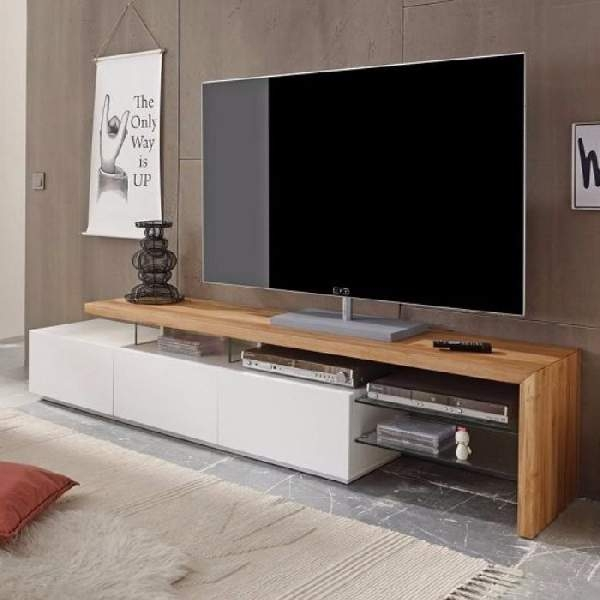 Фото - 6 советов по выбору тумбы под телевизор в гостиную и спальню