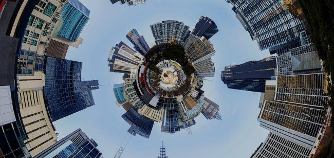 Фото - Pano View: 360-градусная съемка, доступная каждому