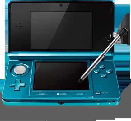 Фото - Продажи Nintendo 3DS начнутся ночью 26 марта