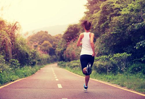 Фото - Правильное питание и утренняя пробежка