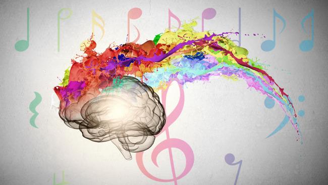 Фото - Некоторые люди слышат цвета и пробуют звуки на вкус. Как им это удается?