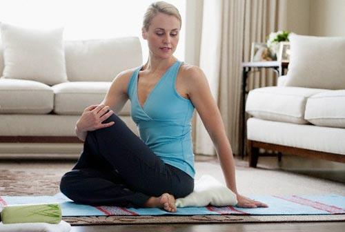 Фото - Йога, как средство борьбы со стрессом